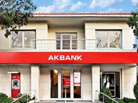 Akbank uluslararası piyasalardan 700 milyon dolarlık kredi aldı