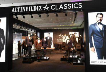 Altınyıldız Classics mağazalarını açmaya başladı