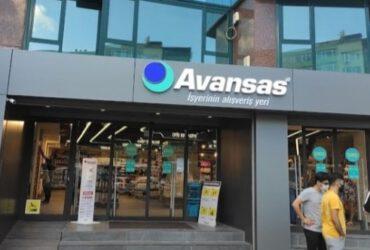 Avansas Deposito mağazası kapılarını açtı