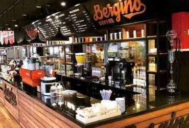 Berceste'nin heyecanlandıran yatırımı: Bergino Coffee