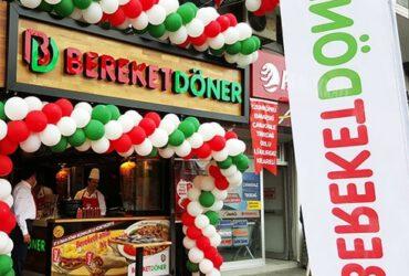 Bereket Döner Mardin Mall AVM'de açıldı