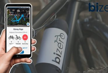 Bisiklet kiralama ve paylaşım platformu Bizero
