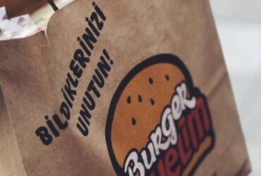 Burger Yiyelim Cennet Mahallesi şubesi açıldı
