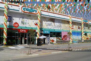 Çağrı Market Yakacık şubesiyle birlikte mağaza sayısını 64'e çıkardı