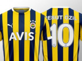 Fenerbahçe'nin forma sponsoru PUMA oldu