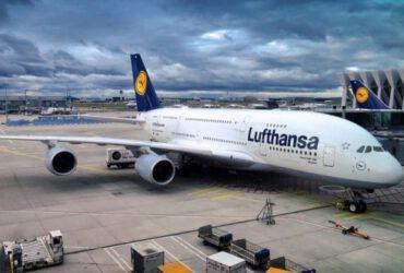 Lufthansa'ya 9 milyar Euro'luk yardım