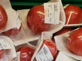 Migros marketlerde tane domates satışı başladı