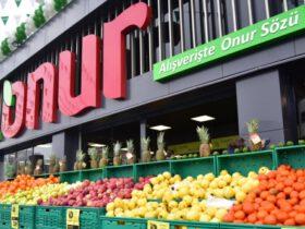 Onur Market ailesi büyüyor: Göçmen Konutları'nda yeni şube açtı