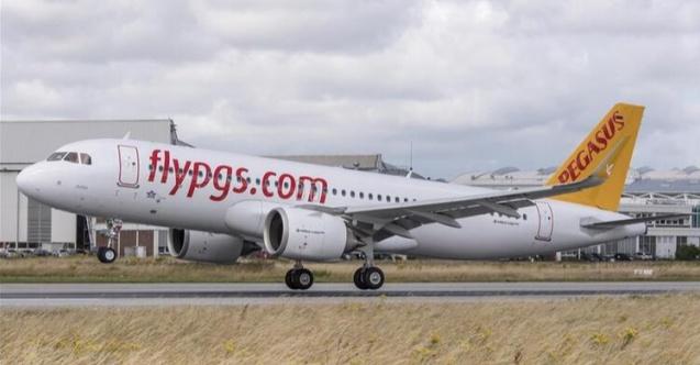 Pegasus Hava Yolları 5 yeni uçak ile filosunu genişletiyor