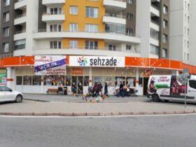 Şehzade Market 42'nci şubesiyle hizmet vermeye başladı