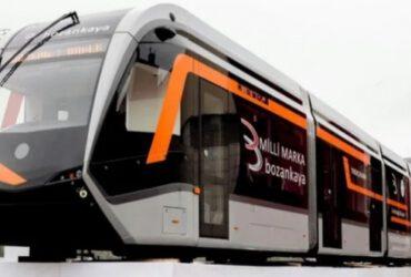 Türkiye'nin ilk yerli metrosunu Bozankaya üretecek