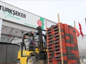 Türkşeker'den ilk tarım serası: Ankara Şeker Fabrikası'nda kuruldu